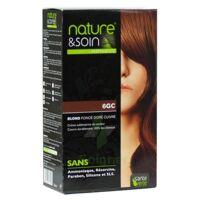 Nature & Soin Kit Coloration 6gc Blond Foncé Doré Cuivré à VINEUIL