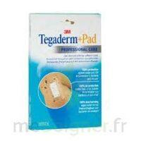 Tegaderm + Pad, 5 Cm X 7 Cm , Bt 10 à VINEUIL