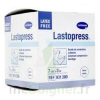 Lastopress® Bande De Compression Cohésive 10 Cm X 3,5 Mètres - Coloris Chair