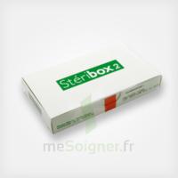 Stéribox Kit Prévention Et Hygiène Pour Les Toxicomanes Avec Seringues 100ui/ml à VINEUIL