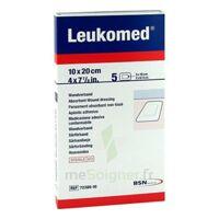 Leukomed, 10 Cm X 20 Cm (ref. 72380-10), Bt 5 à VINEUIL