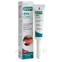 Gum Aftaclear Gel Aphtes Lésions Buccales 10ml à VINEUIL