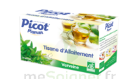 Picot Maman Tisane D'allaitement Verveine 20 Sachets à VINEUIL