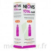 Neovis Total Multi S Ophtalmique Lubrifiante Pour Instillation Oculaire Fl/15ml à VINEUIL