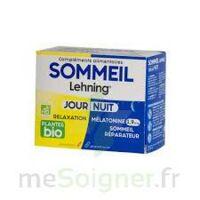 Lehning Sommeil Jour Et Nuit Bio 2x30 Gélules à VINEUIL