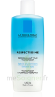 Respectissime Lotion Waterproof Démaquillant Yeux 125ml à VINEUIL
