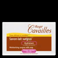 Rogé Cavaillès Savon Lait Surgras Hydratant 100g à VINEUIL