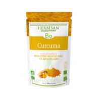 Herbesan Curcuma Bio Poudre 200g à VINEUIL