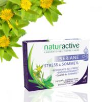 Naturactive Seriane Stress Et Sommeil 30gélules à VINEUIL