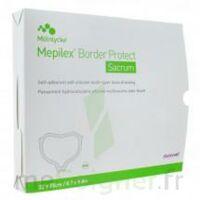 Mepilex Border Sacrum Protect Pansement Hydrocellulaire Siliconé 22x25cm B/10 à VINEUIL
