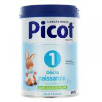 Picot Standard 1 Lait Poudre B/800g à VINEUIL