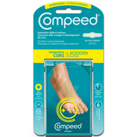 Compeed Soin Du Pied Pansements Hydratant Cors B/6 à VINEUIL