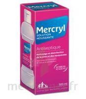 Mercryl Solution Pour Application Cutanée Moussante Blanc Fl/300ml à VINEUIL