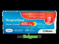 Ibuprofene Mylan Conseil 400mg, Comprimés Pelliculés à VINEUIL