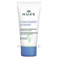 Crème Fraiche® De Beauté - Masque Hydratant 48h Et Anti-pollution50ml à VINEUIL