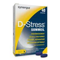 D-stress Sommeil Comprimés B/40 à VINEUIL