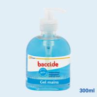 Baccide Gel Mains Désinfectant Sans Rinçage 300ml à VINEUIL