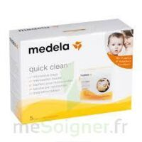 Medela Quick Clean, Bt 5 à VINEUIL