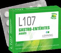 Lehning L107 Comprimés Orodispersibles 2plq Pvc/pvdc/alu/20 à VINEUIL