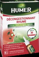 Humer Décongestionnant Rhume Spray Nasal 20ml à VINEUIL