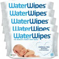 Waterwipes Lingette Nettoyante Bébé 5*b/60 à VINEUIL
