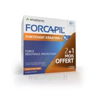 Forcapil Fortifiant + Kératine Gélules B/180 à VINEUIL