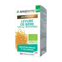 Arkogélules Levure De Bière Revivifiable Bio Gélules Fl/150 à VINEUIL