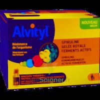 Alvityl Resist Solution Buvable 8 Fioles à VINEUIL