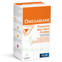 Pileje Omegabiane Poissons Des Mers Froides 100 Capsules Marines à VINEUIL