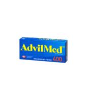 Advilmed 400 Mg Comprimés Enrobés 2plq/10 (20) à VINEUIL