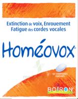 Boiron Homéovox Comprimés à VINEUIL