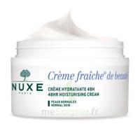 Crème Fraiche® De Beauté - Crème Hydratante 48h Et Anti-pollution50ml