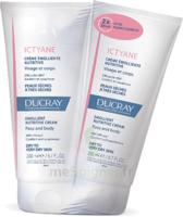 Ducray Ictyane Crèmes Duo 2 X 200ml à VINEUIL
