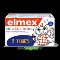 Elmex Duo Dentifrice Enfant, Tube 50 Ml X 2 à VINEUIL