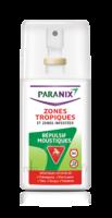 Paranix Moustiques Spray Zones Tropicales Fl/90ml à VINEUIL