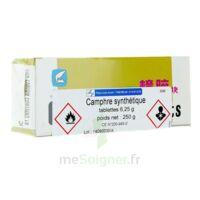 Cooper Camphre Tablettes 250g à VINEUIL