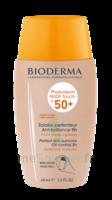 Bioderma Photoderm Nude Touch Spf50+ Crème Teinté Dorée Fl/40ml à VINEUIL