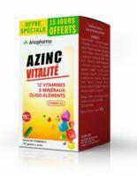 Azinc Forme Et Vitalite 120 + 30 (15 Jours Offerts)