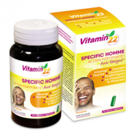Vitamin'22 Specific Homme Gélules B/60 à VINEUIL