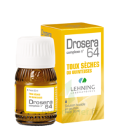 Lehning Drosera Complexe N°64 Solution Buvable En Gouttes Fl/30ml