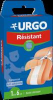 Urgo Résistant Pansement Bande à Découper Antiseptique 6cm*1m à VINEUIL