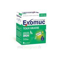 Exomuc 200 Mg, Granulés Pour Usage Oral En Sachet 15 Sachets/2g