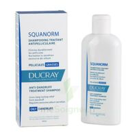 Ducray Squanorm Shampooing Pellicule Grasse 200ml à VINEUIL