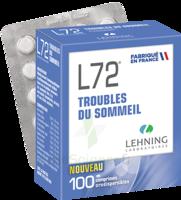 Lehning L72 Comprimés Orodispersibles Plq Pvc/pvdc/alu/100 à VINEUIL