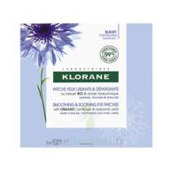 Klorane Bleuet Bio Patchs Défatigants Express 7x2 Patchs à VINEUIL