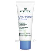 Crème Fraiche® De Beauté - Crème Riche Hydratante 48h Et Anti-pollution30ml à VINEUIL