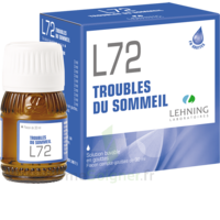 Lehning L72 Solution Buvable En Gouttes 1fl/30ml à VINEUIL