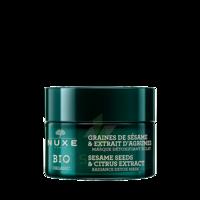 Nuxe Bio Masque Détoxifiant Eclat 50ml à VINEUIL