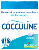 Boiron Cocculine Comprimés Orodispersibles B/40 à VINEUIL