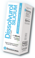 Dissolvurol Silicium Solution Buvable En Gouttes Fl/100ml à VINEUIL